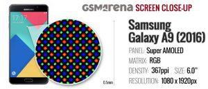 تاچ ال سی دی Samsung Galaxy A9 مدل SM-A920 اورجینال